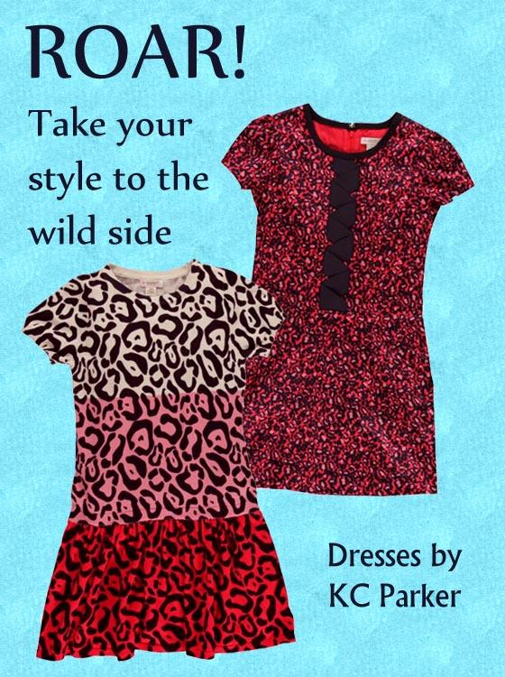 KC Parker pre-fall dresses