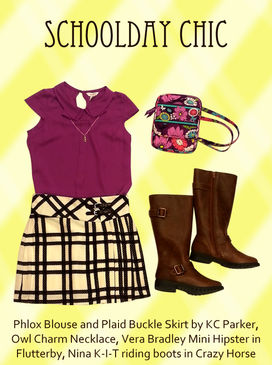 Look your best for back to school.