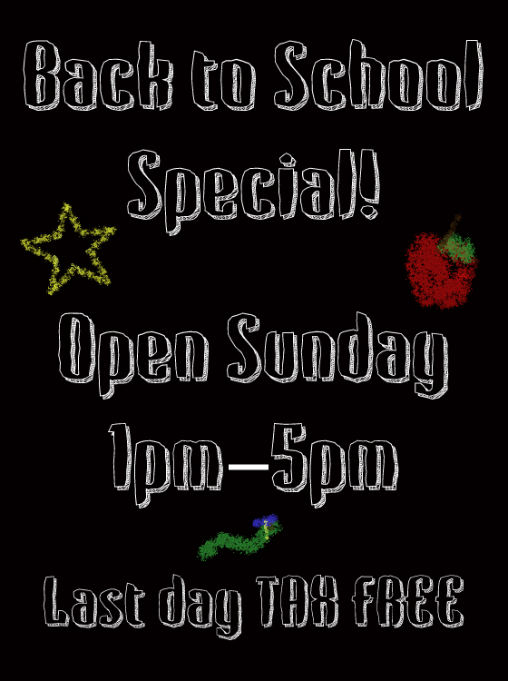 Sachi is open this Sunday