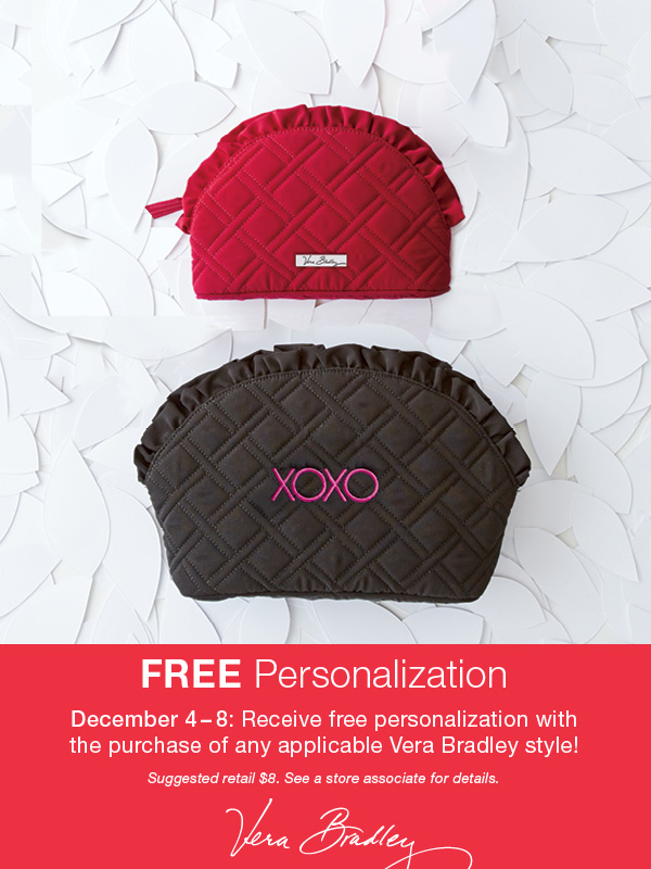 Personalize Your Vera for Free!