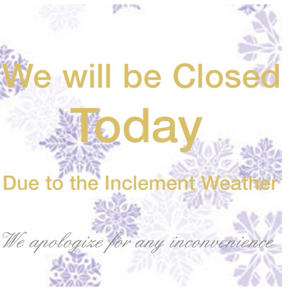 Closed for Snow Day