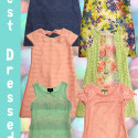 A selection of dresses still available at Sachi!
