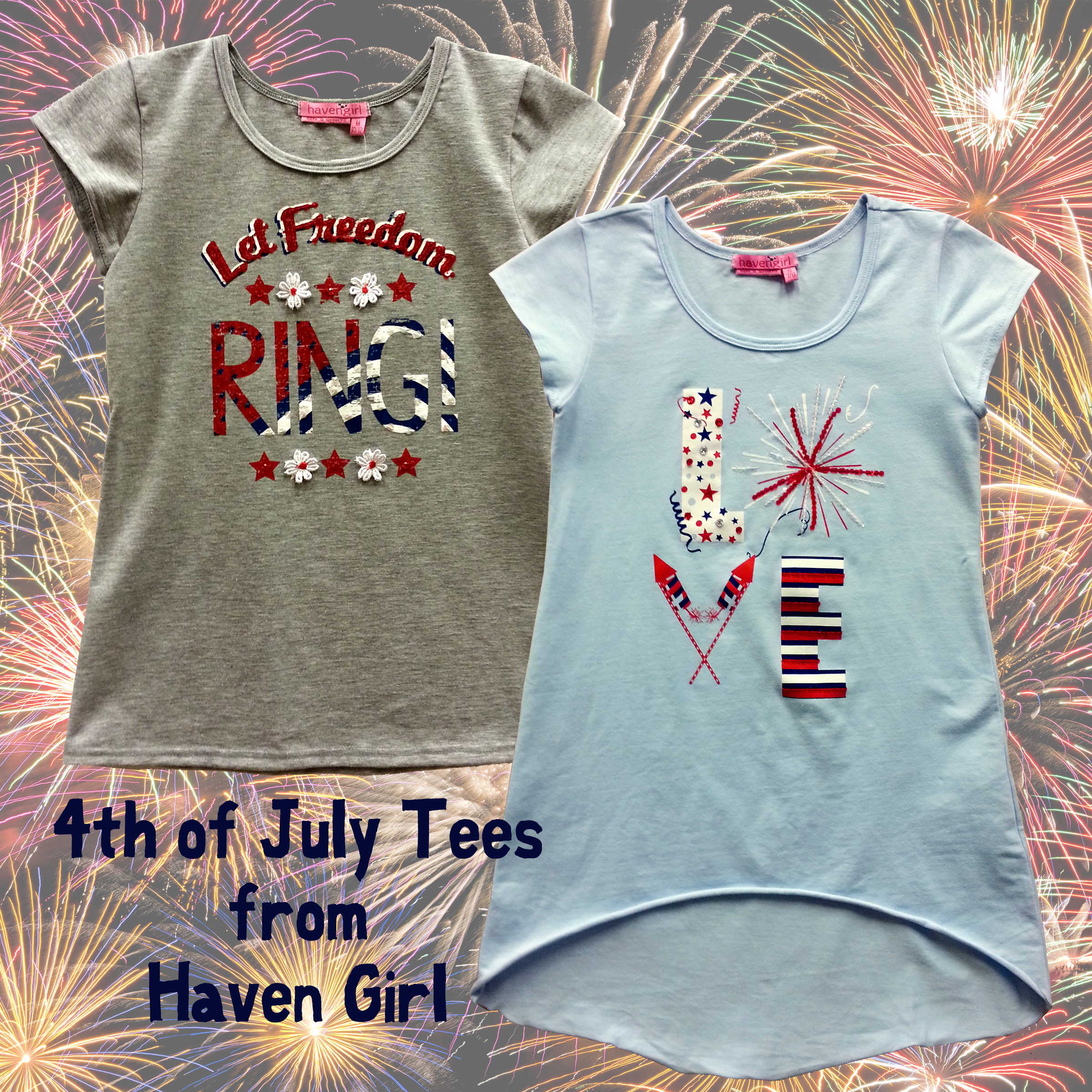 july 4 tees haven girl