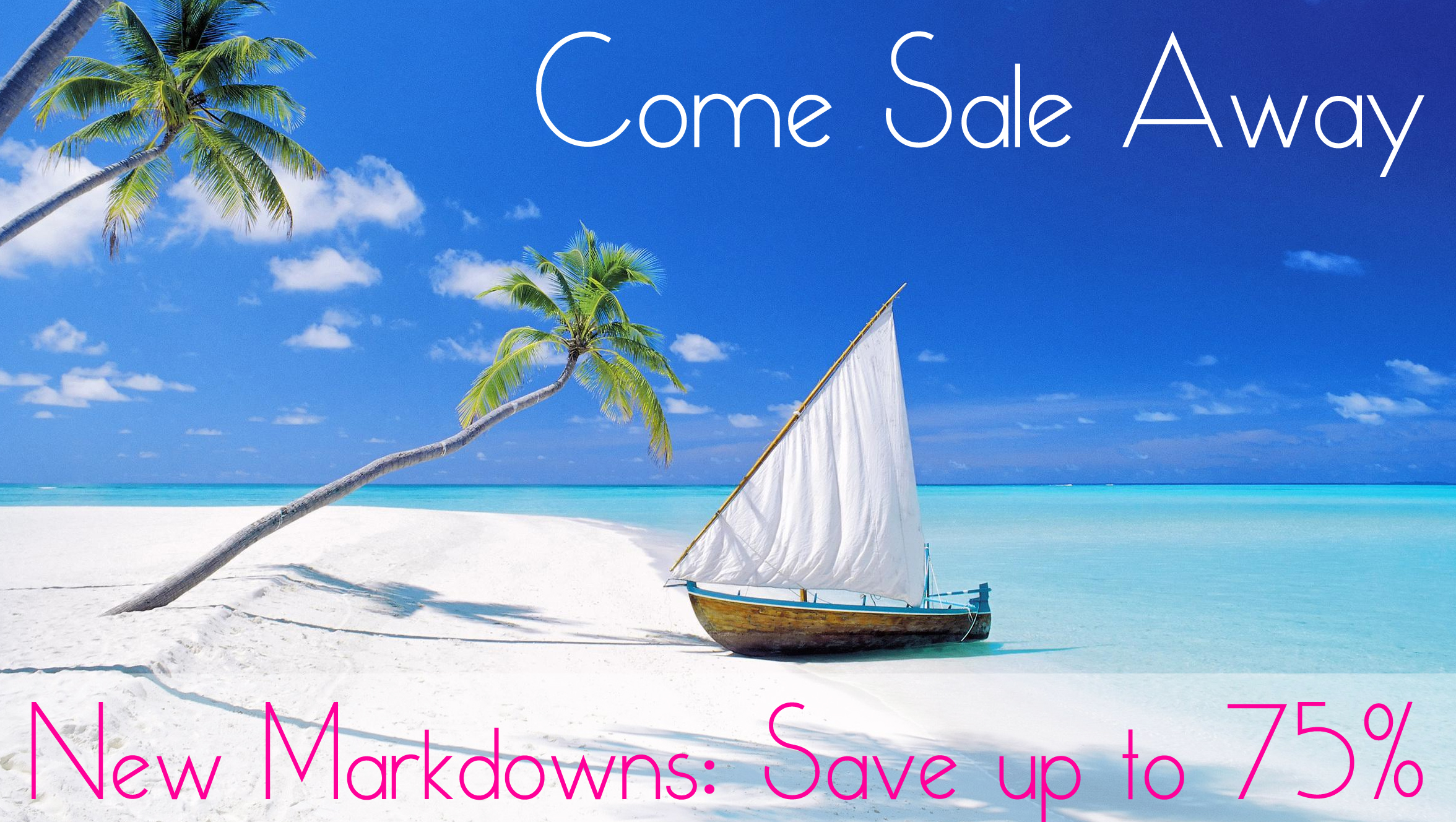 save up to 75% off original prices with new markdowns at Sachi Girl