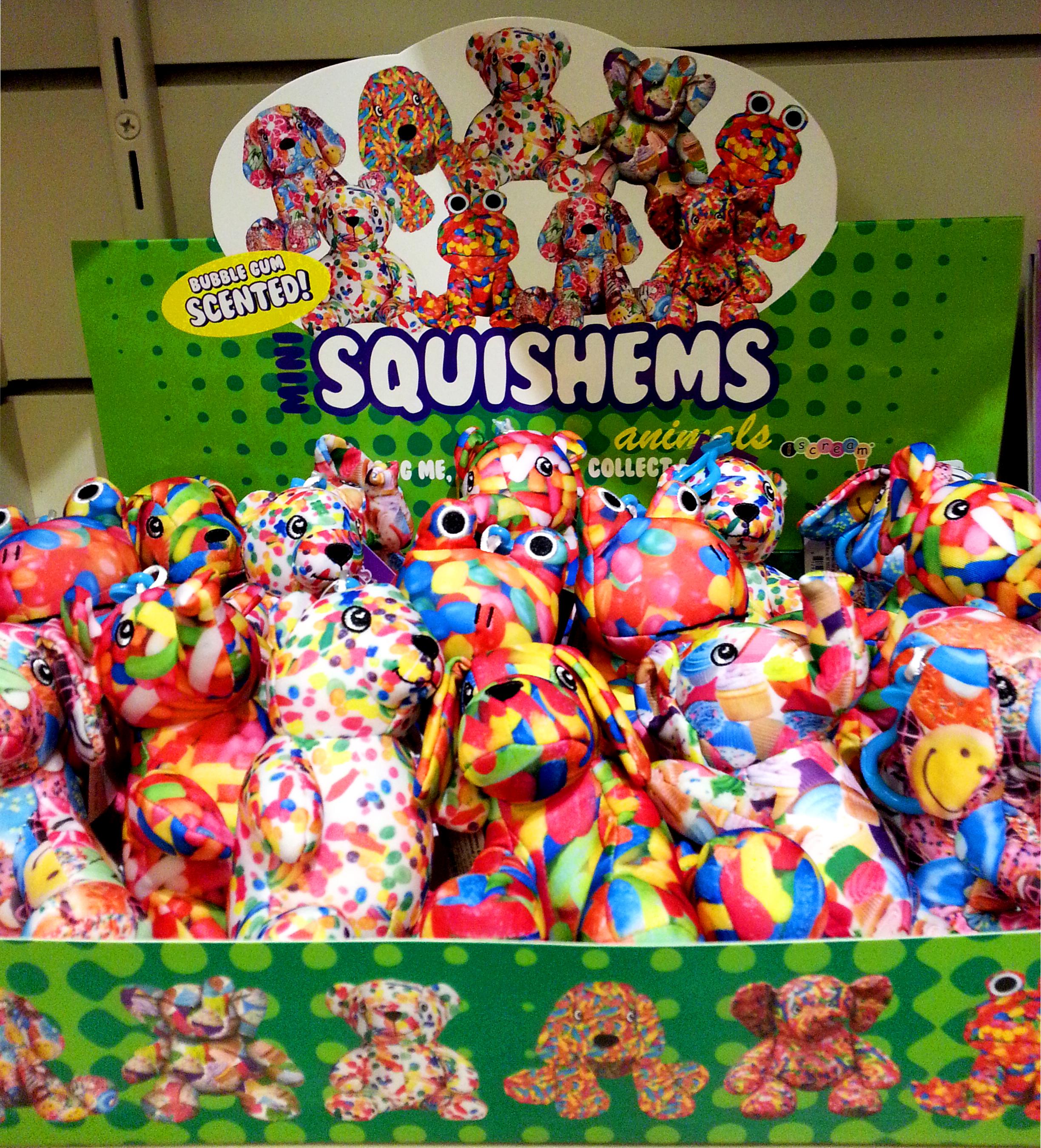 squishems