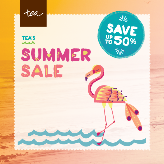 tea summer sale