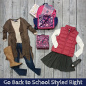 We'll help you get back to school in style!