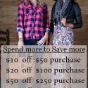 Did you use your fall coupon yet?!