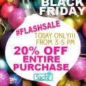 It's a Flash Sale!!