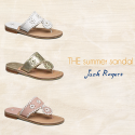 Jack Rogers sandals for girls