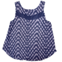 Cute patterned chambray tank from Splendid