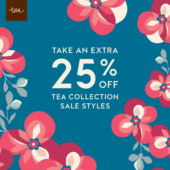 tea sale on sale may 11-13