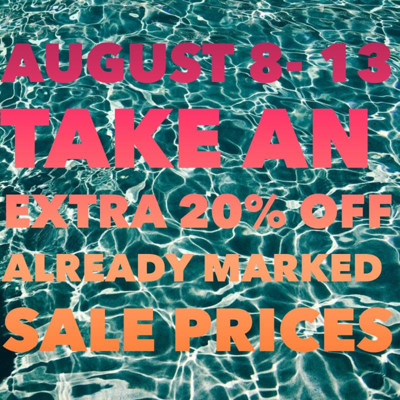 countdown sale continues!